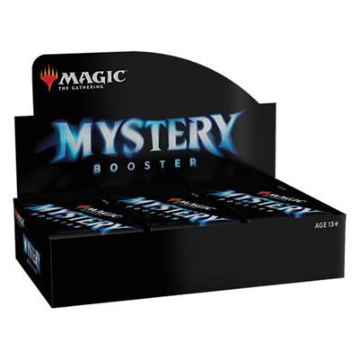 Magic - Mystery Booster Display (24) ENG