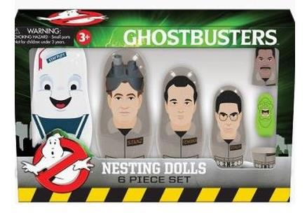 Ghostbusters - Matriosca