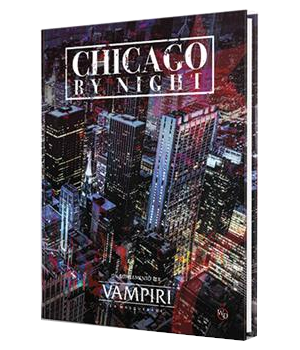 Vampiri: La Masquerade - 5a Edizione: Chicago by Night