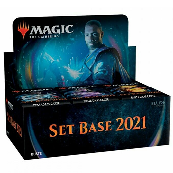 Magic - Core Set 2021 Buste ITA (36)