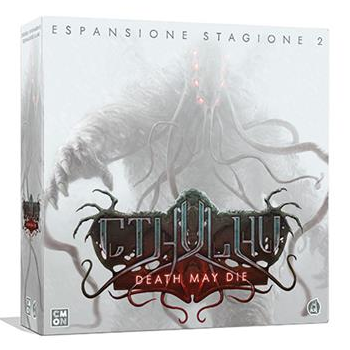 Cthulhu: Death May Die - Stagione 2