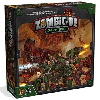 Zombicide Invader: Dark Side - Italiano