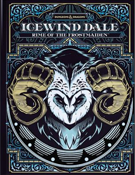 D&D 5th Edition - Icewind Dale: Rime of the Frostmaiden EDIZIONE LIMITATA