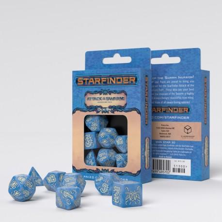 Set Dadi Starfinder - Attack of the Swarm