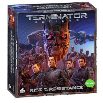 Terminator Genisys: Rise of the Resistance - Italiano