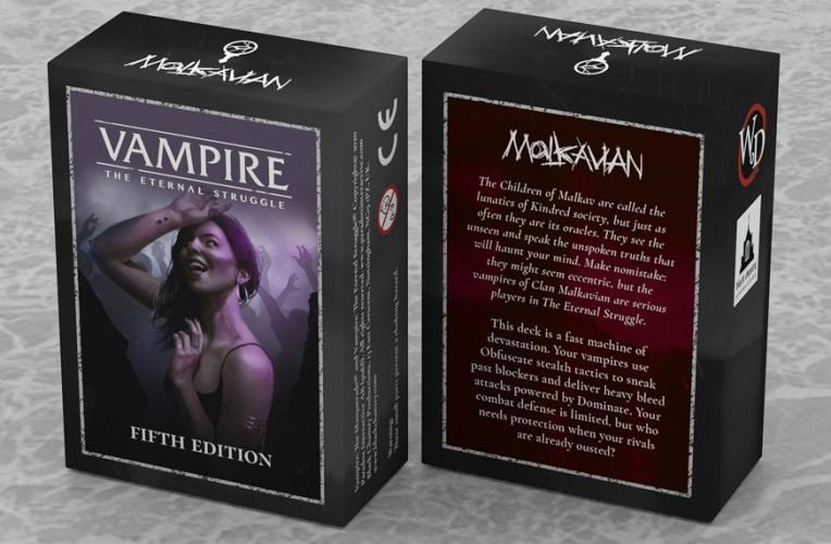 VTES - Fifth Edition Boxed Set