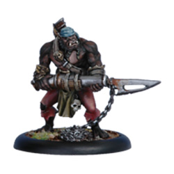 Cryx - Black Ogrun Pirate