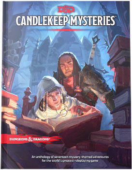 D&D 5th Edition - Candlekeep Mysteries