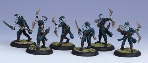 Legion of Everblight - Blighted Archers Unit