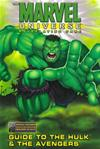 Marvel Universe RPG - Guide to the Hulk & the Avengers