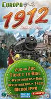 Ticket to Ride - Expansion Europa 1912