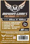 Board Game Sleeves - Bustine Protettive PREMIUM Magnum 65x100mm (80)