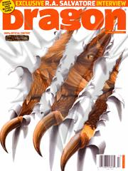 Dragon Magazine #323
