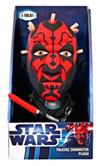 Star Wars Plush Parlante - Darth Maul Deformed Big