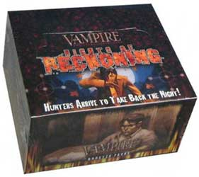 VTES - Nights of Reckoning Booster Display (36)