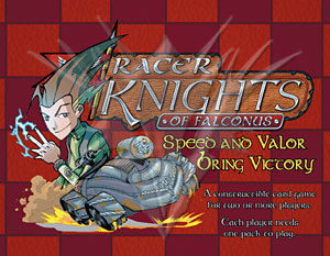 Racer Knights of Falconus Booster