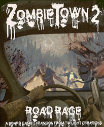 ZombieTown 2 - Road Rage