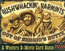 Bushwhackin' Varmints Out of Sergio's Butte