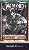 Warlord - Campaign Edition Nothrog Deck