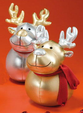 Morbidissimi X-mas Collection - Silver & Golden Reindeer