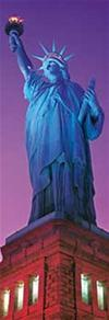 Puzzle 1000 pz. Sights - Vertical - Statue of Liberty
