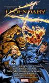 Legendary - Fantastic 4 Expansion