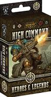 WARMACHINE High Command: Heroes & Legends Expansion Set